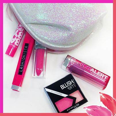MaybellinePinkMonday3