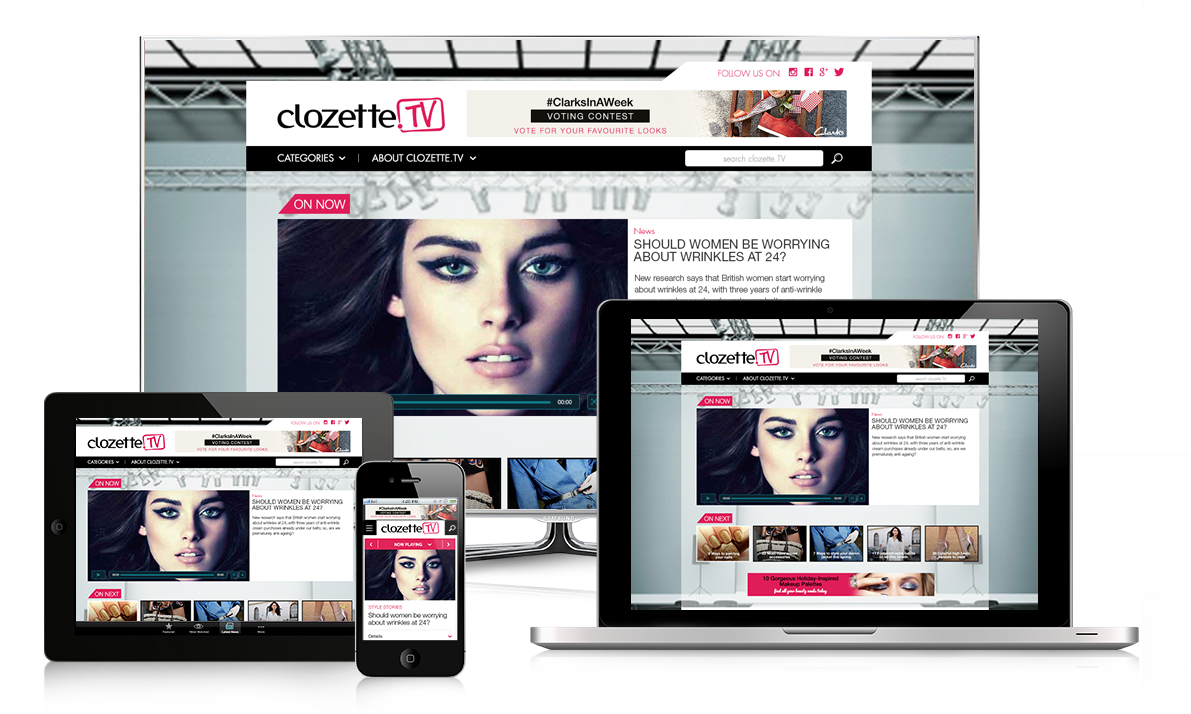 the fashion channel marketing The fashion channel presented by: shiva chegini fatima zahira mazlan xing fei fei ammar al tayara slideshare uses cookies to improve functionality and performance, and to provide you with relevant advertising.
