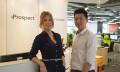 Gary Cheung and Jennifer Tattersall