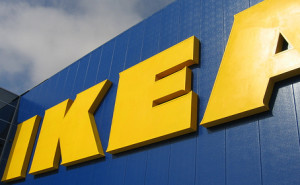 """3. IKEA - A Brit, Linda Dagless, named her fourth daughter after the furniture store in 2002. According to a BBC report, she was sitting on a couch and thinking of what to name her daughter when she noticed an Ikea advertisement.   """"I saw the name Ikea and thought it would make a nice name for my baby.""""  We're just glad she didn't come across a Marmite ad."""