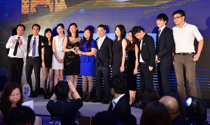 Guru Online takes bronze in the Social Media category.