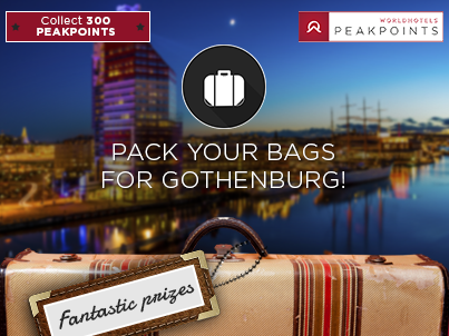 WorldHotelsPackBagsGothenburg
