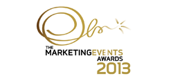 Marketing Events Awards 2013 Singapore