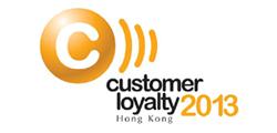 Customer Loyalty 2013 Hong Kong