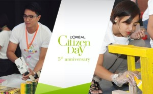L'Oreal citizen Day