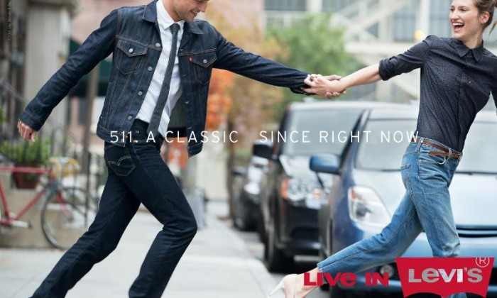 Levi Strauss and Co Live in Levis