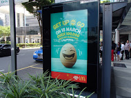 Best Use of Digital in OOH (Play) - McDonald's National Breakfast Day