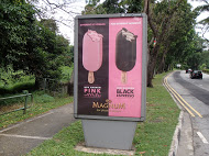 My Favourite Poster - Magnum Pink & Black