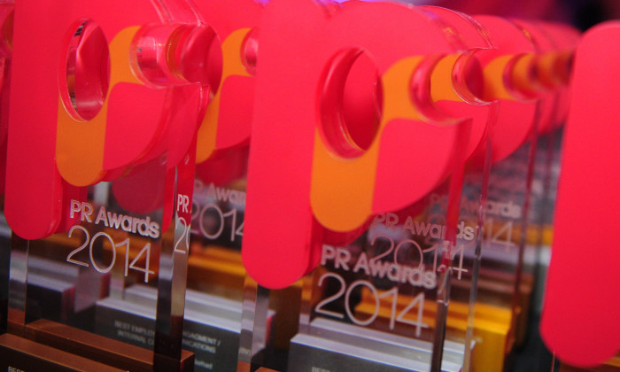 HONG KONG PR Awards 2014