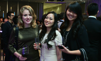 Beautiful ladies from Time Out Hong Kong!