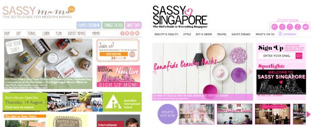 Sassy Singapore