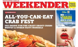 Weekender cover 2