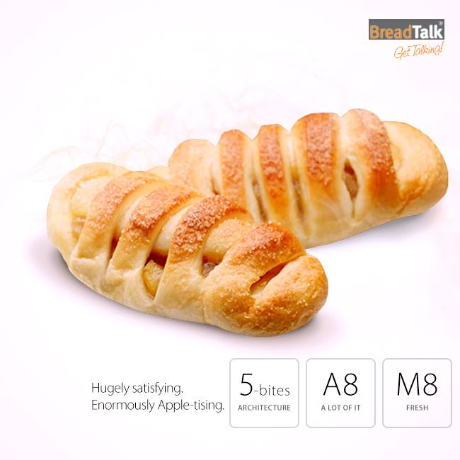 BreadTalk_Apple Event