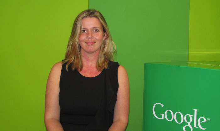 Squared Google Hong Kong Sarah Tate