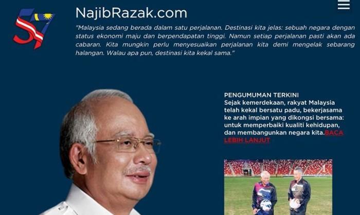 NajibRazak_Malaysia_Politician