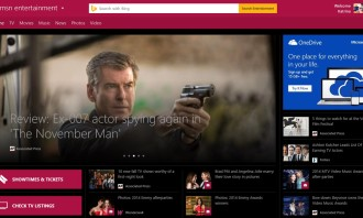 New MSN Preview Launch - Visuals - Entertainment