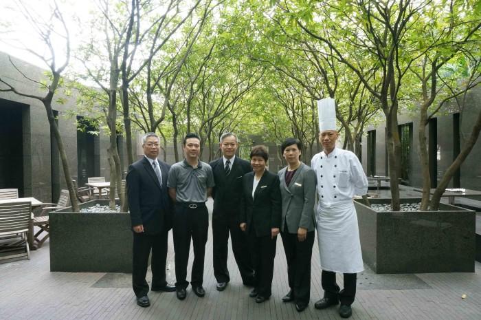 Grand Hyatt Hong Kong Staff Unsung Heroes