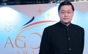 ABS-CBN chief digital officer Donald Lim was named the first awardee of the Agora Award for Outstanding Achievement in Marketing Communications (2)