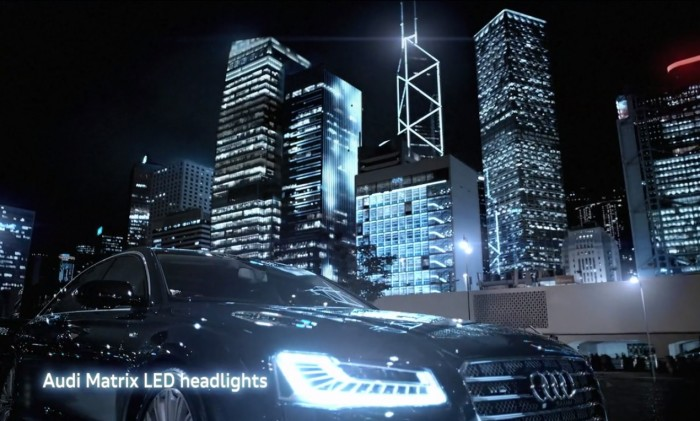 Audi TVC2014
