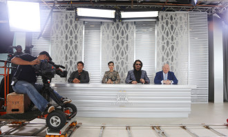 Behind-The-Scenes - The Apartment Judging Panel