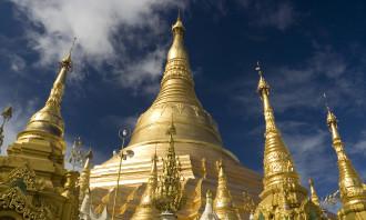 Myanmar landmark