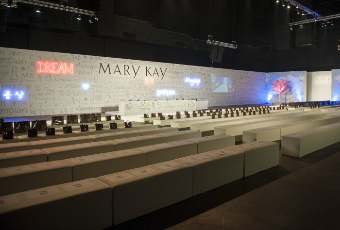 Mary Kay Dream Beautiful 2014