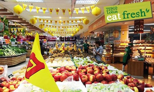 Marketing channels on tesco thailand