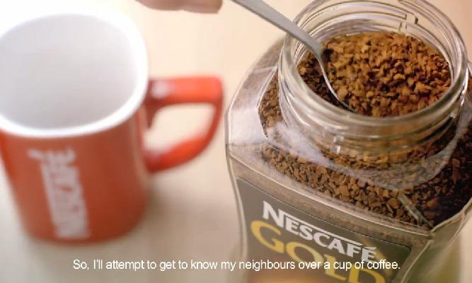 Nescafe Singapore_Campaign