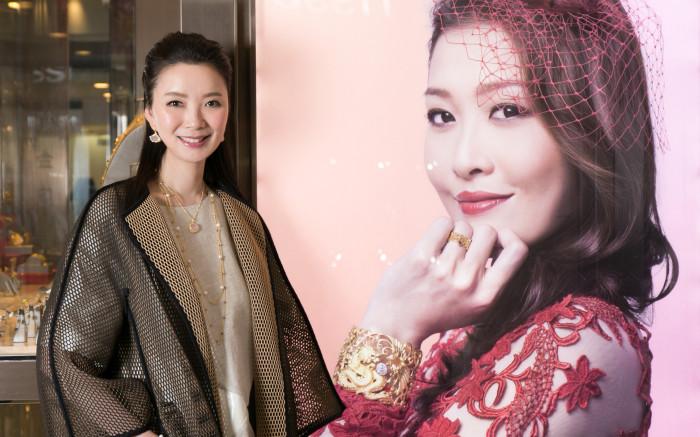 Just Gold Nicole Tai