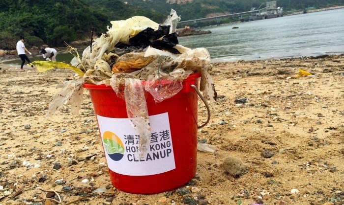 Trash Bucket Challenge