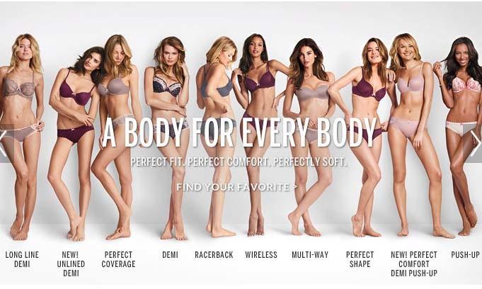 Victoria's Secret quietly changes campaign tagline after online backlash