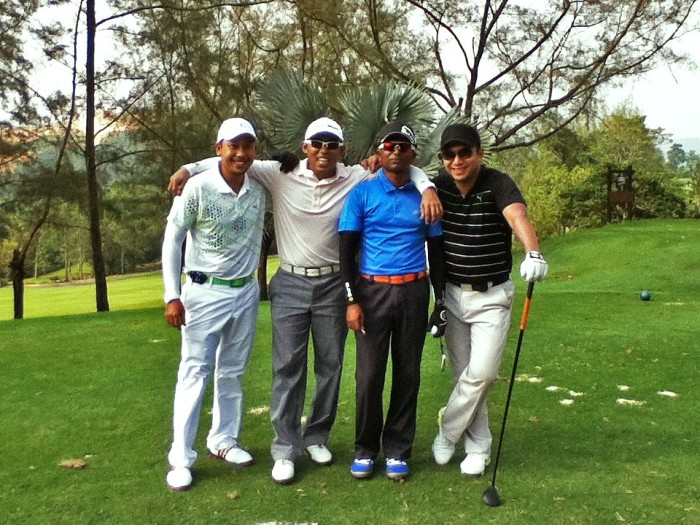 AdrianSng_Golf Buddies