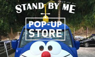 Doraemon van cover