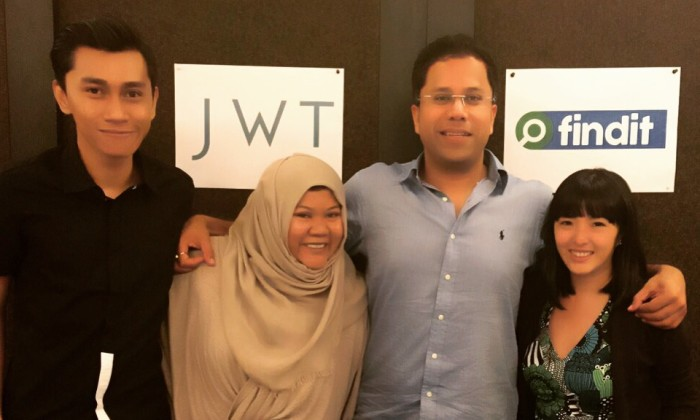 The JWT and FindIt team.