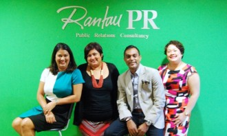 Rantau PR Management Team