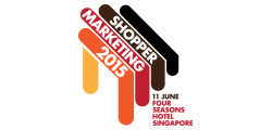 Shopper Marketing 2015 Singapore