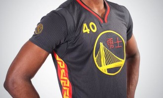 NBA Golden State shirt