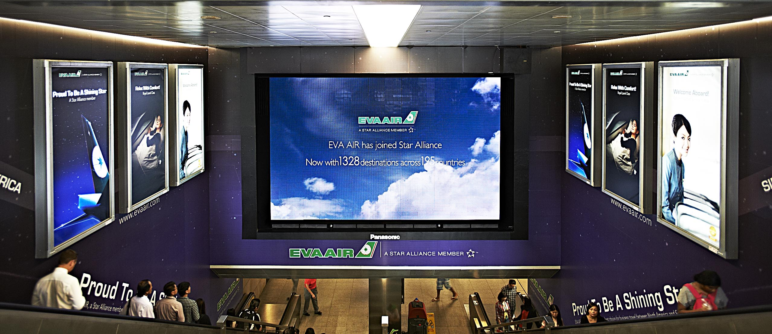 eva air marketing strategy Marketing strategy objectives publix strives to meet the every needs of each individual customer their objective is to match publix's products and services offered with demands from their customers to assure competitive success.