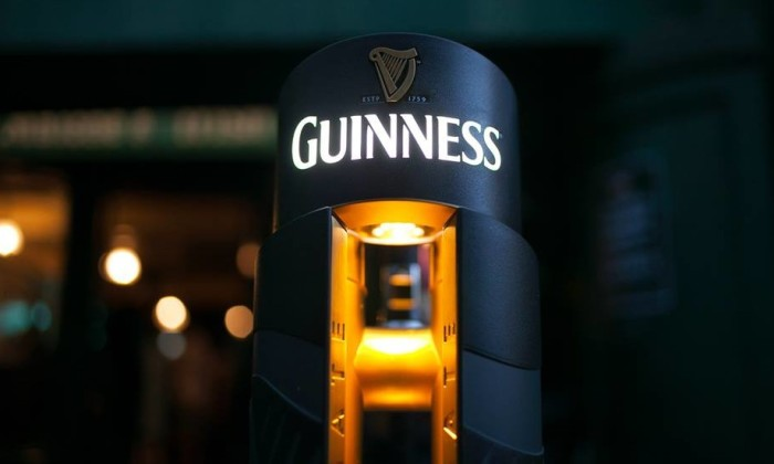 marketing and guinness Luck of the irish: what guinness can teach us about marketing it's st patrick's day, the time of year when green beer flows, leprechaun's search for gold and pinching people is socially acceptable.