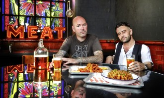 MEATliquor founders
