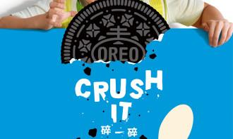 Play with OREO KV-TW-Crush It