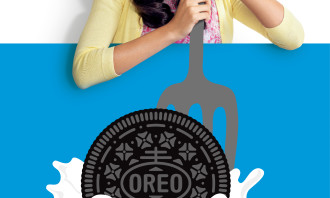 Play with OREO KV-TW-Dunk It