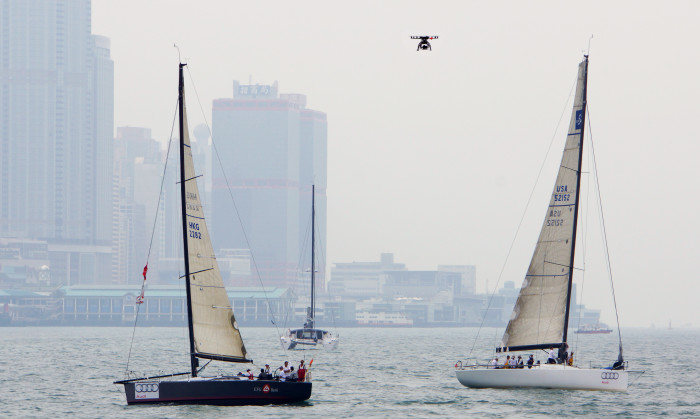 Aerobots-Yacht-Race