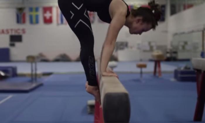 2XU Heart Not Hype Gymnastics