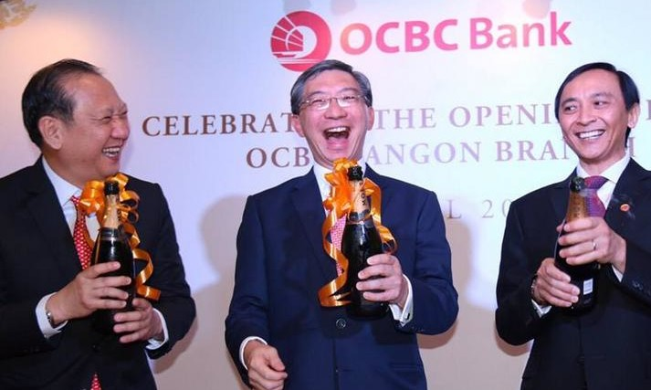the operations of the ocbc bank Ocbc bank has taken a key step forward into the large untapped myanmar market with its yangon branch commencing operations yesterday it is one of the first three foreign banks to have won final regulatory approval from the central bank of myanmar, along with sumitomo mitsui banking corp and bank of tokyo-mitsubishi.