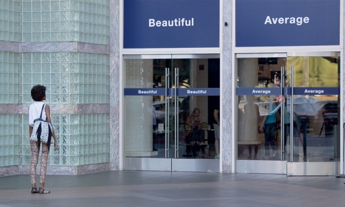 Dove asks women to decide whether they are beautiful or average