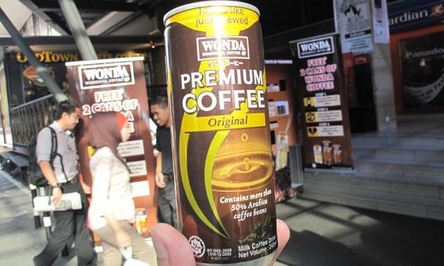Wonda Coffee