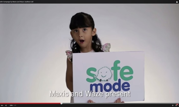 Maxis & Waze Audition Call