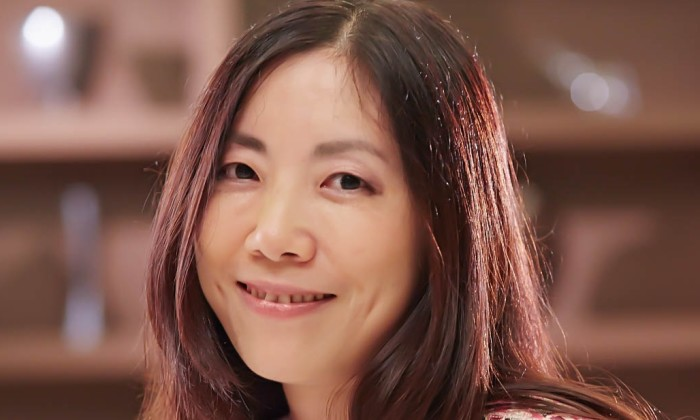 Posterscope's Rebecca Chang