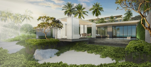 Rosewood Clearwater Bay, Hainan - Beach Villa